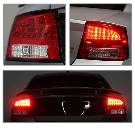 spyder 2006 2008 dodge charger led performance lights