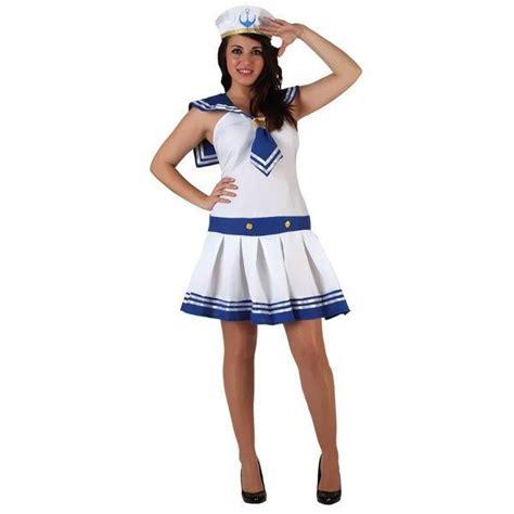 déguisement marin femme d 201 guisement femme marin blanc