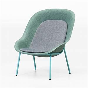 De Vorm Nook lounge chair