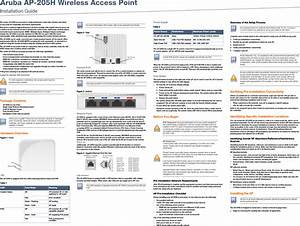 Hewlett Packard Enterprise Apinh205 Hospitality Dual Band