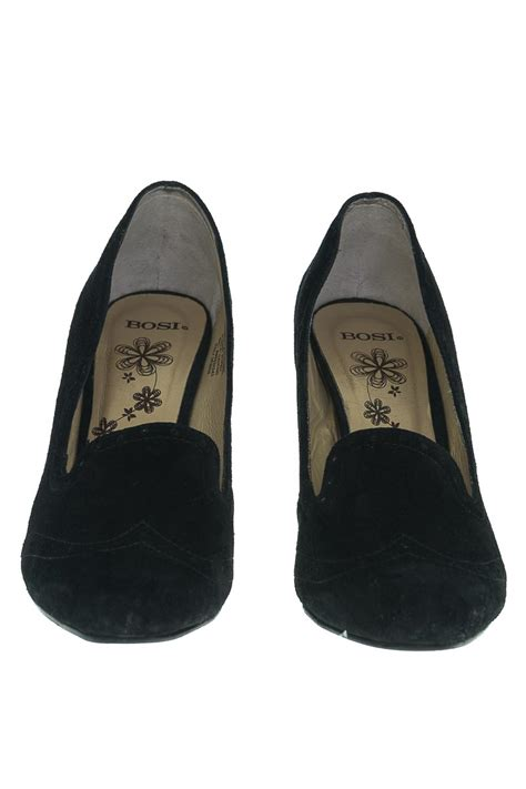 Zapatos color Negro - Bosi | Closeando