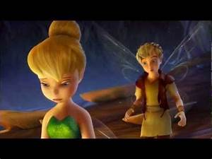 Love Story ~ Tinkerbell x Terence ♡ - YouTube.. aww wish i ...