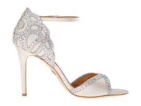 chagne colored wedding shoes badgley mischka at zappos