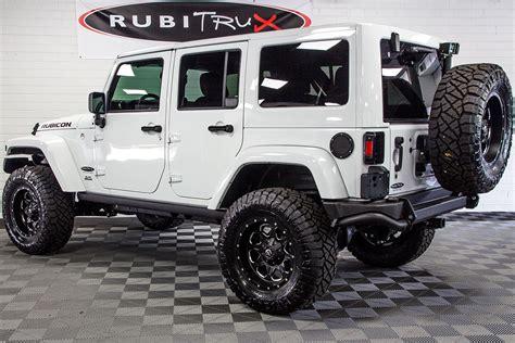 jeep rubicon white sport 2017 jeep wrangler rubicon unlimited hemi white