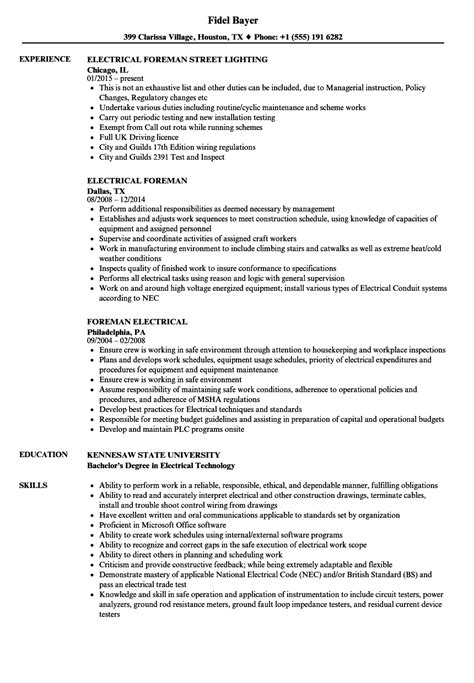 Shop Foreman Resume by Foreman Description Resume Bijeefopijburg Nl
