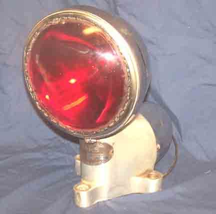 antique fire truck lights   antique decor ideas