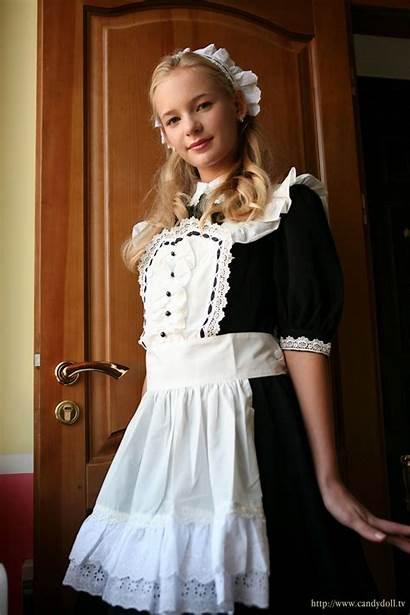 Maid Candydoll Latex Elizabeta Pleasure Ru French