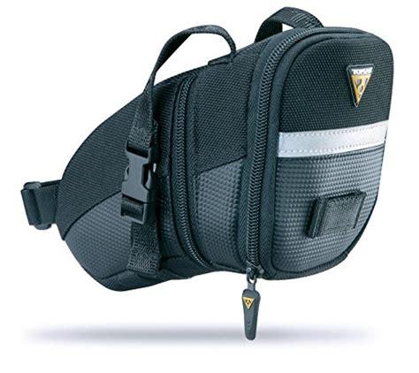bike road saddle bags topeak mtb wedge straps aero pack