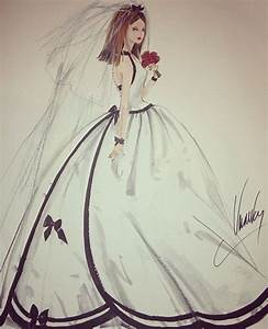Vera Wang Barbie Wedding Dress Sketch | sketches ...