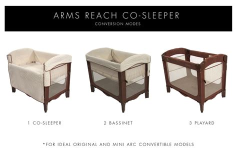 Arms Reach Cosleeperarms Reach Cosleeper Twin Cot Twins