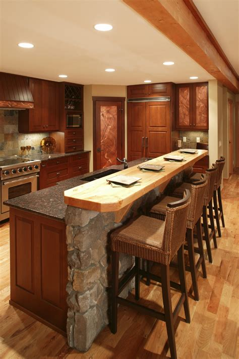 kitchen designs with islands and bars 84 custom luxury kitchen island ideas designs pictures