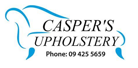 home caspers upholstery