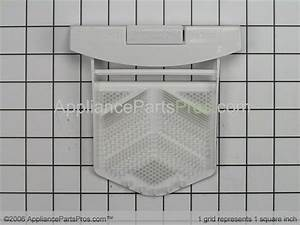 Whirlpool 384493 Washer Lint Filter