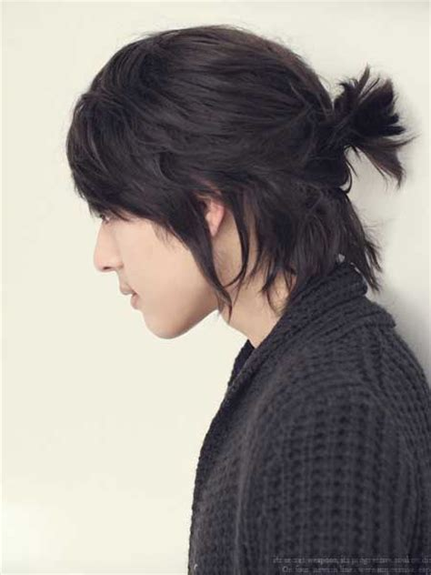 samurai bun hairstyle hairstyle  point