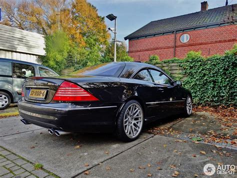 flukers 55 cl l mercedes cl 55 amg c215 kompressor 27 octobre 2015