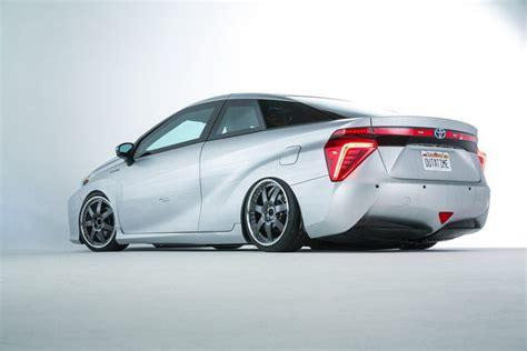 toyota mirai    future concept car review