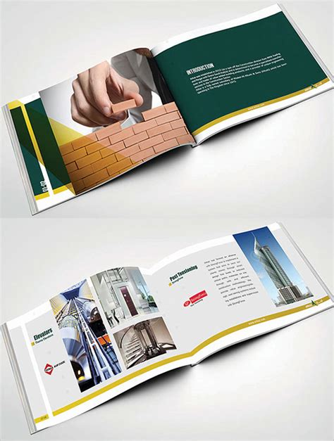 Engineering Brochure Templates Free Download