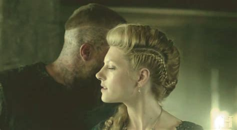 Season 3 Ragnar Lagertha Vikings Tv Show Vikings Tv