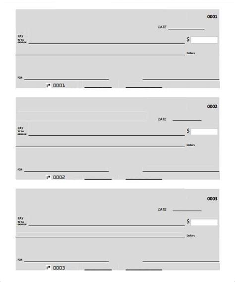 free printable checks template 24 blank check template doc psd pdf vector formats free premium templates