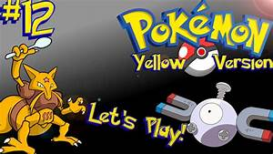Pokemon Version Youtube : pokemon yellow version where is the hm for flash part 12 youtube ~ Medecine-chirurgie-esthetiques.com Avis de Voitures