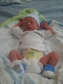 Baby Born at 36 Weeks