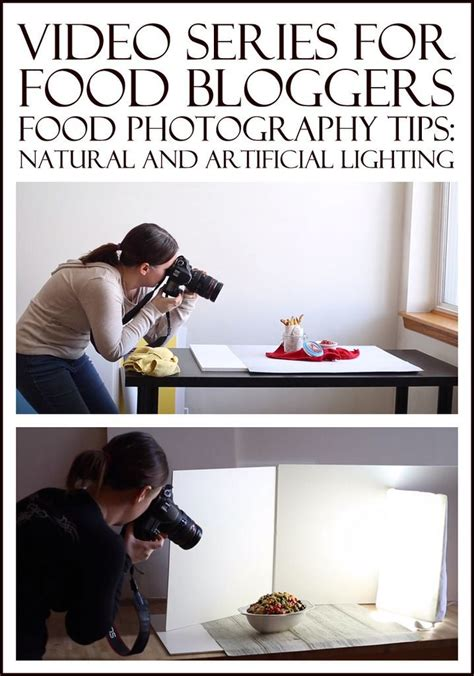 video series  food bloggers food photography tips