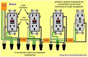 Two Gfci U0026 39 S On One Circuit  - Electrical