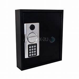 40 Key Electronic Digital Key Safe Cabinet Combination