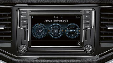 navigationssystem discover media vw amarok navigationssystem vw nutzfahrzeuge