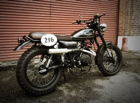 Cleveland Cyclewerks Ace Image by Cleveland Cyclewerks Ace Deluxe Scrambler
