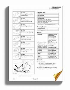 Ford Scorpio Engine Manual
