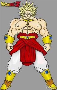 Broly - Legendary Super Saiyan by tRebqT on DeviantArt