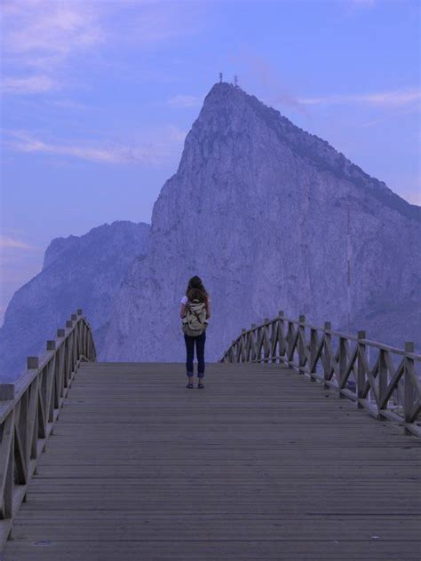 Rock of Gibraltar Spain to Rota