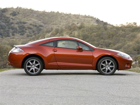 Used 2006 Mitsubishi Eclipse by 2006 Mitsubishi Eclipse Gt Review Supercars Net