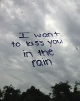 Image result for lovers in the rain