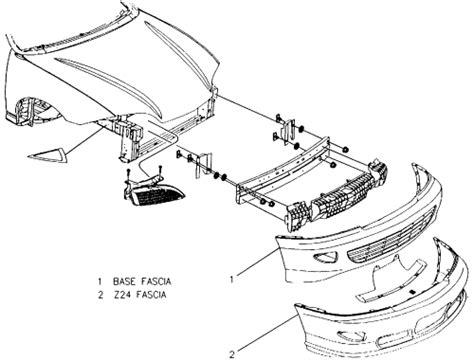 Repair Guides Exterior Front Bumper Autozone