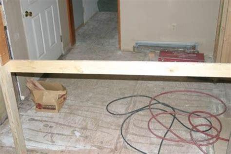 asbestos tile adhesive removal