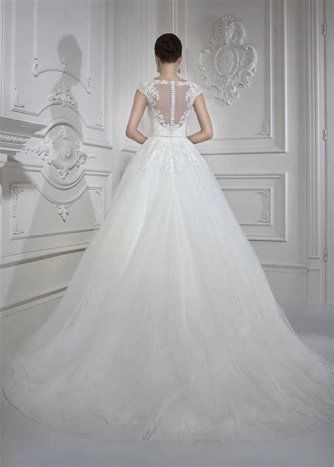 vestido de novia largo apliques otono  velo manga