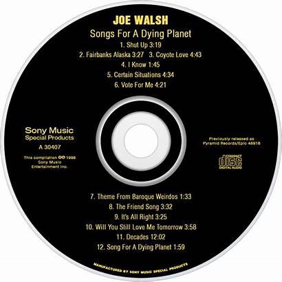 Walsh Joe Planet Dying Songs Fanart Tv