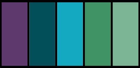 peacock color scheme peacock color scheme office ideas