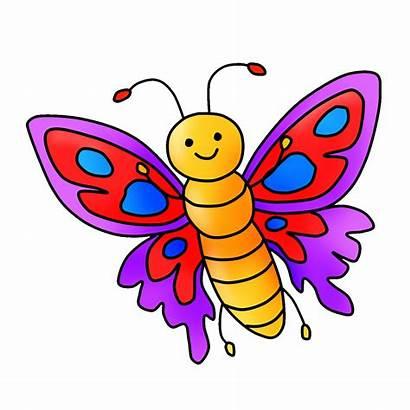 Butterfly Clipart Clip Transparent Butterflies Digital Graphic