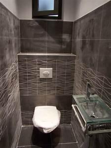 Moquette Salle De Bain : une salle d 39 eau tr s syl e avec douche italienne pour les ~ Dailycaller-alerts.com Idées de Décoration