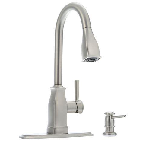 Best Moen Pull Down Kitchen Faucet