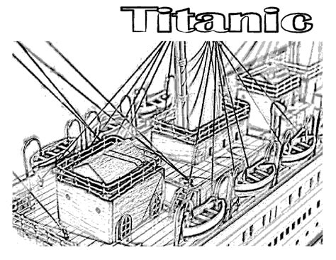 Titanic Kleurplaat by Titanic Coloring Pages View From Above Coloring Pages