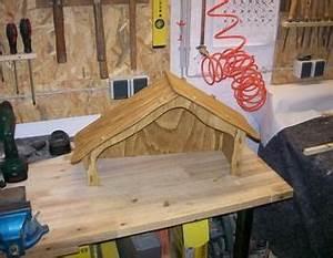 Weihnachtskrippe Holz Selber Bauen : weihnachtskrippe zum stecken weihnachten deko krippe handwerken pinterest weihnachtskrippe ~ Buech-reservation.com Haus und Dekorationen