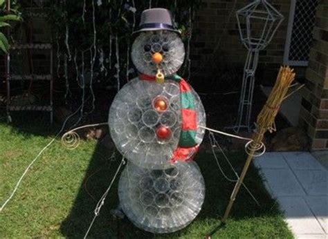 for how to make a sparkleball snowman
