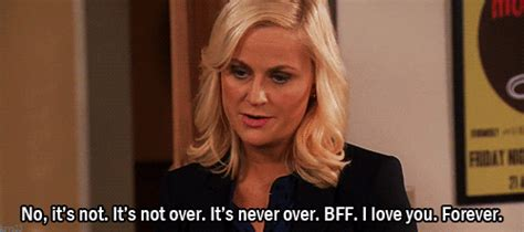 times leslie knope proved     bff