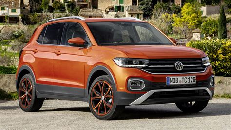 It is based on the mqb a0 platform, and was officially launched in april 2019. 2019 Volkswagen T-Cross - Wallpapers and HD Images | Car Pixel