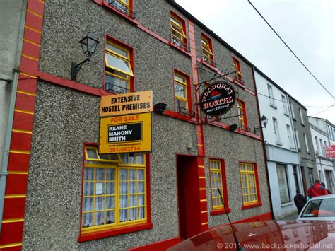 galway hostels cheap backpackers