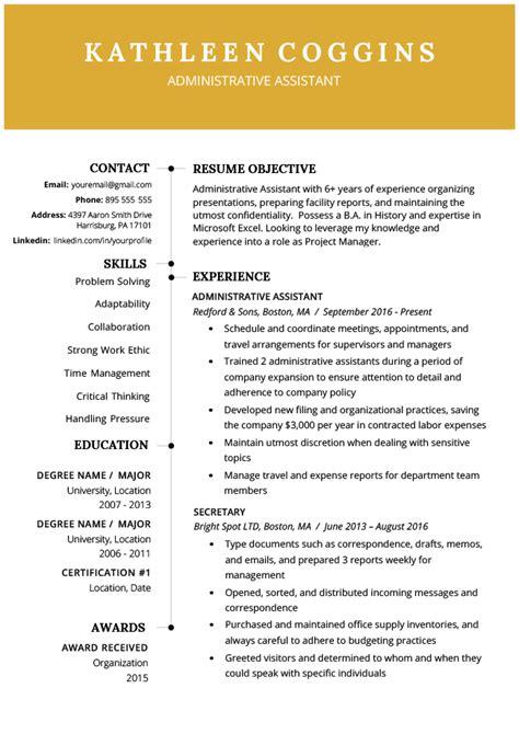 modern resume templates   functional resume